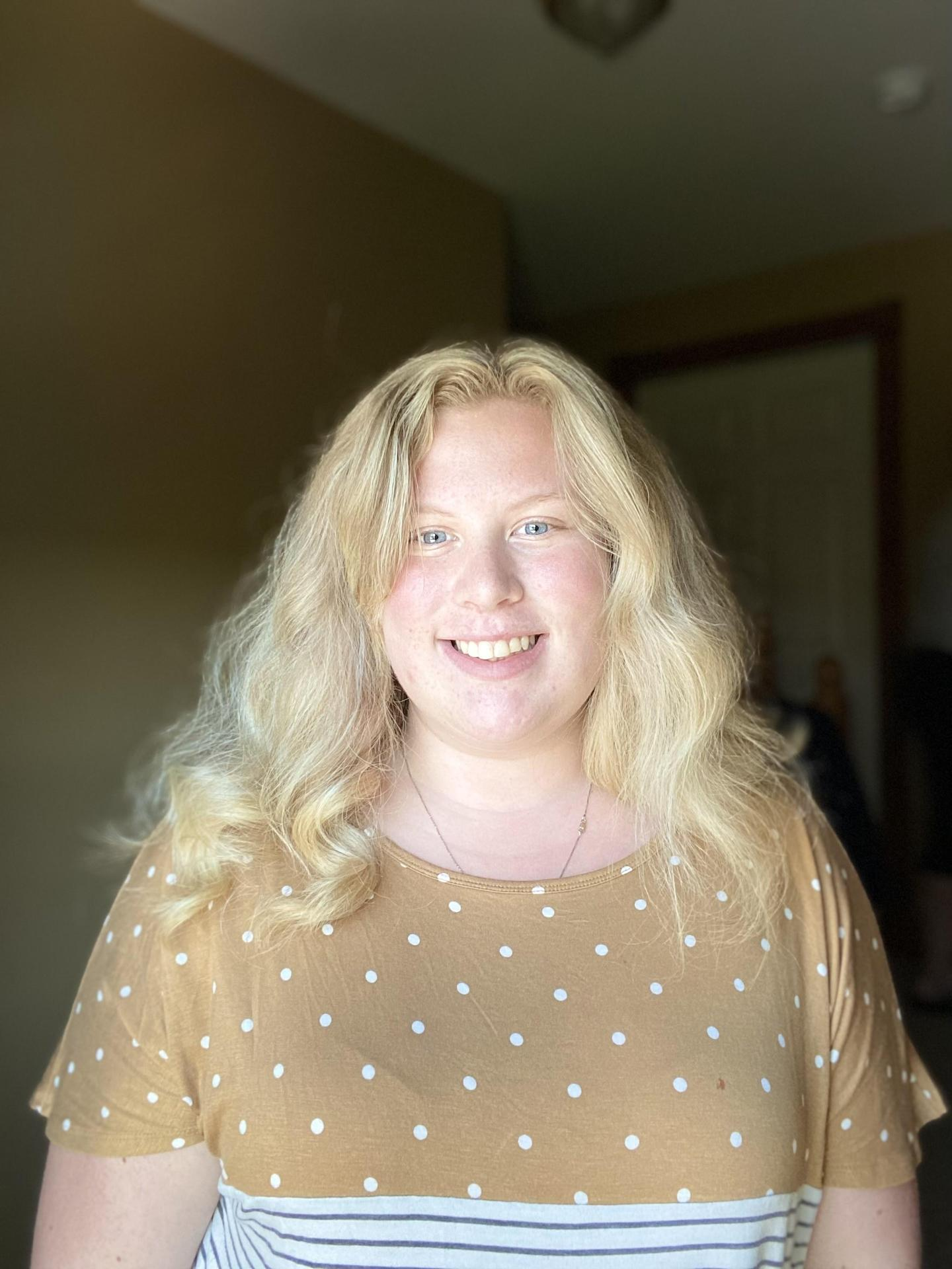 Headshot of Elizabeth Benoit