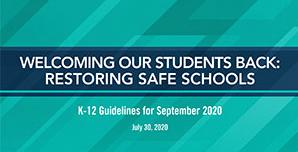Restoring Safe Schools