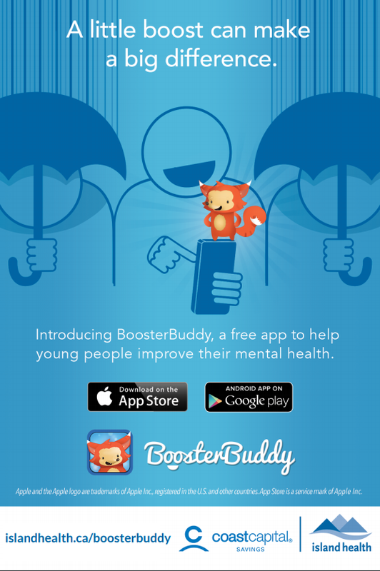 BoosterBuddy Mobile App Featured Photo