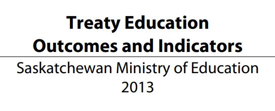 Treaty Education