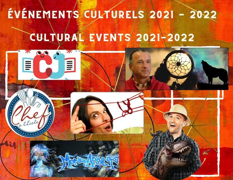Evenements culturels