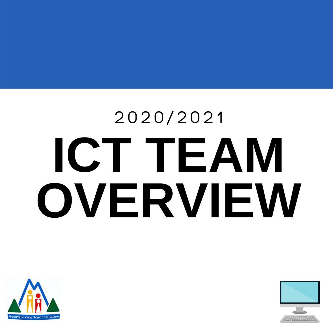 ICT Team Overview