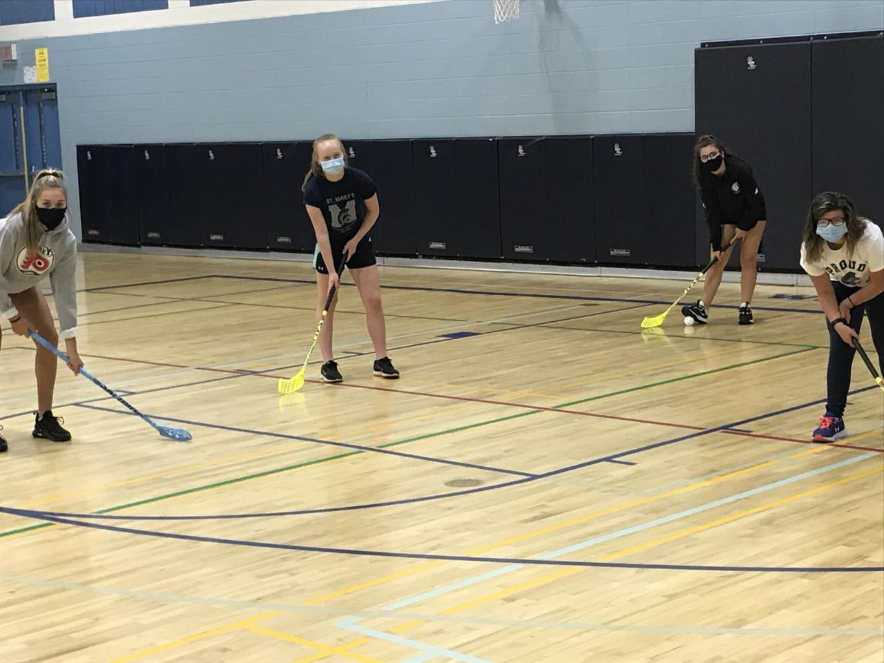 Floorball 1