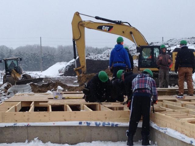 SHSM Construction