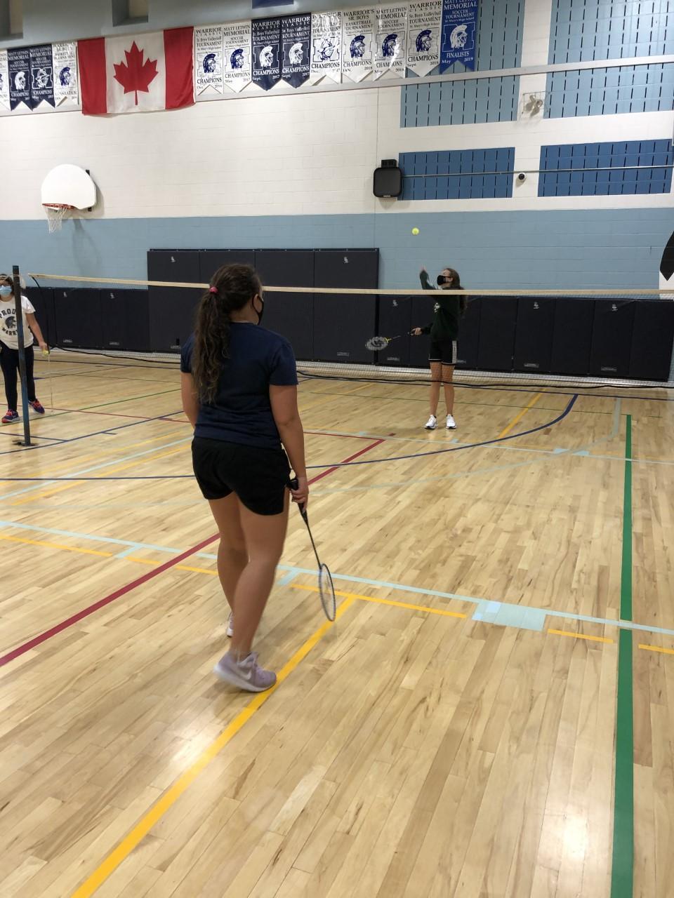 Badminton 5