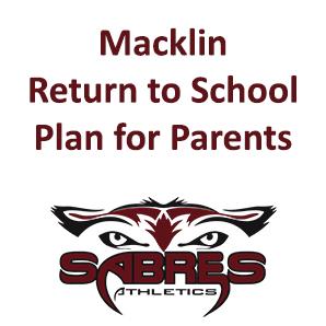 Macklin School - Safe Return to School Plan Featured Photo