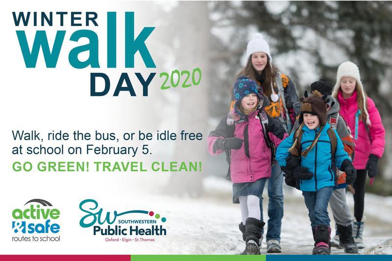 Winter Walk Day 2020!