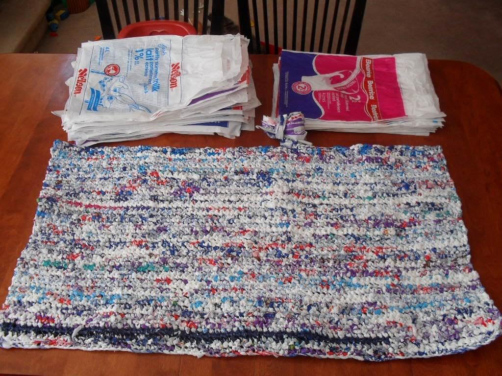 Milk bag mat