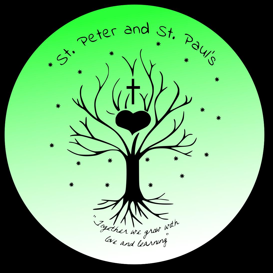 STP School logo