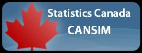 Statistics Canada - Cansim