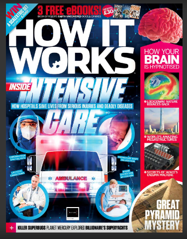 "How it Works July 2020. Cover story: ""Intensive Care"""