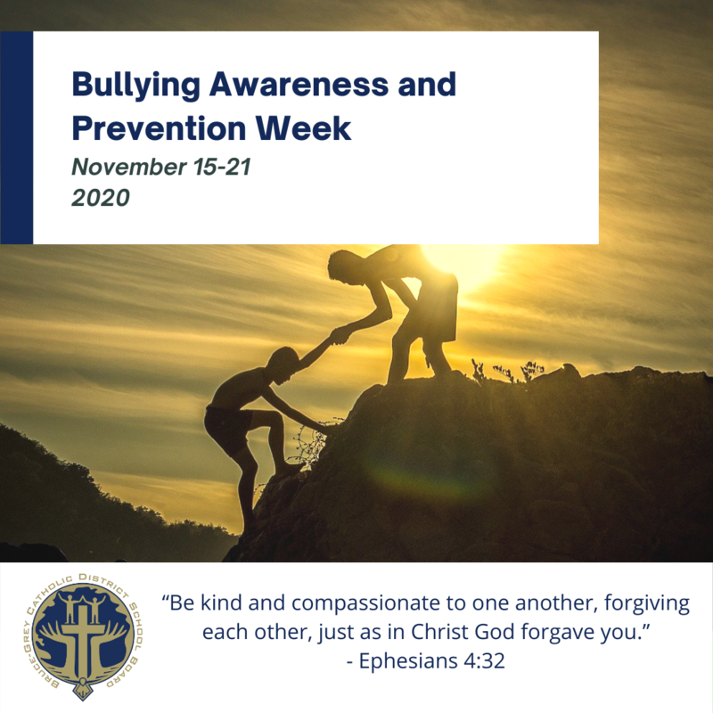 Bullying Awareness and Prevention Week Featured Photo