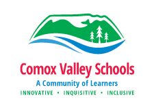 Comox Valley Schools Logo