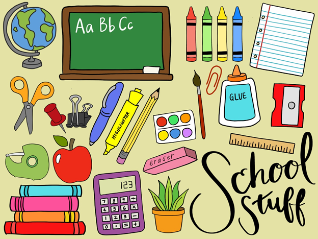 School Supplies Order Online before July 4, 2021 Featured Photo