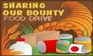 Food Drive! Featured Photo
