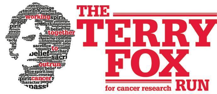 Terry Fox Run logo