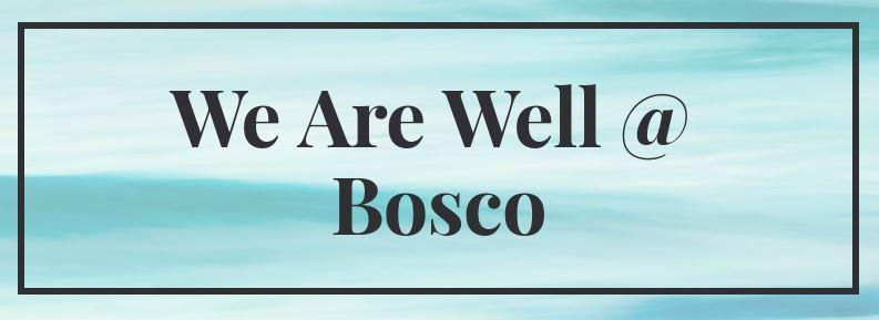 Bosco's Wellness Website Featured Photo
