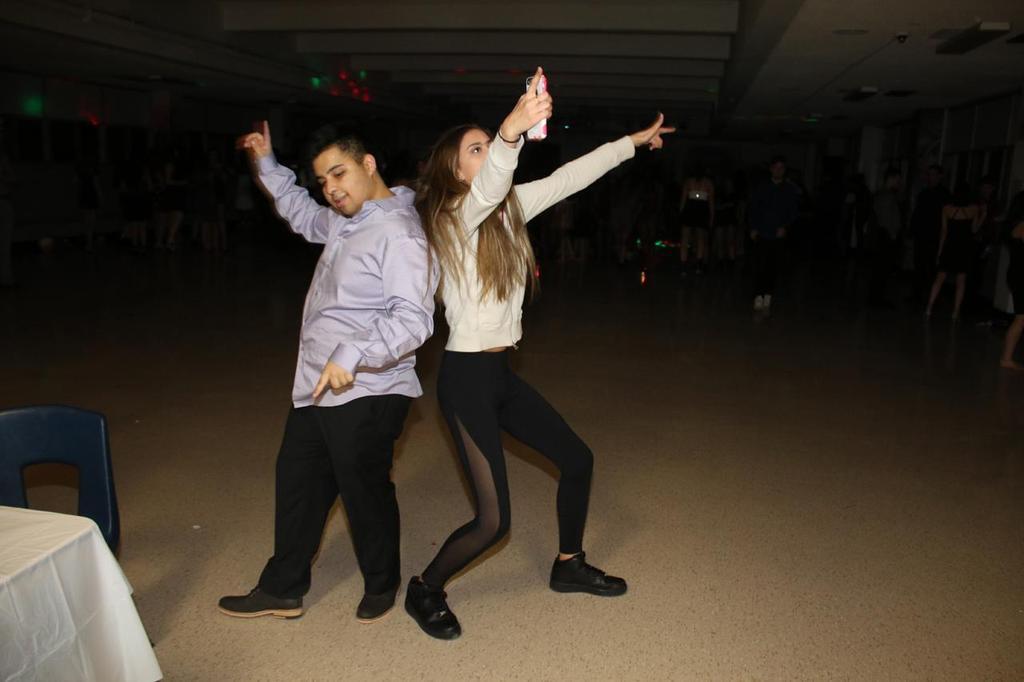 Semi-Formal Dance