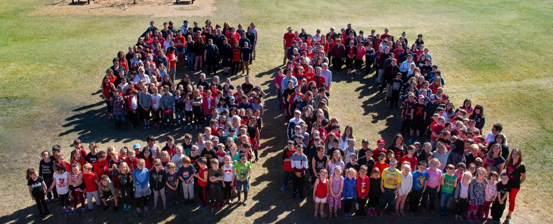 Wish Roblin Elementary School a Happy 50th Anniversary! 2018-2019