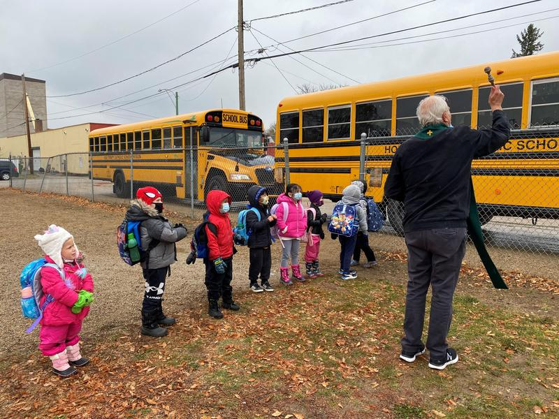 October 18, 2021 - Bus Driver Appreciation Day Featured Photo