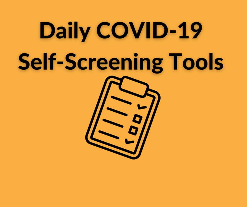 Covid Screening Tool