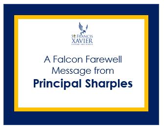 Falcon Farewell Featured Photo
