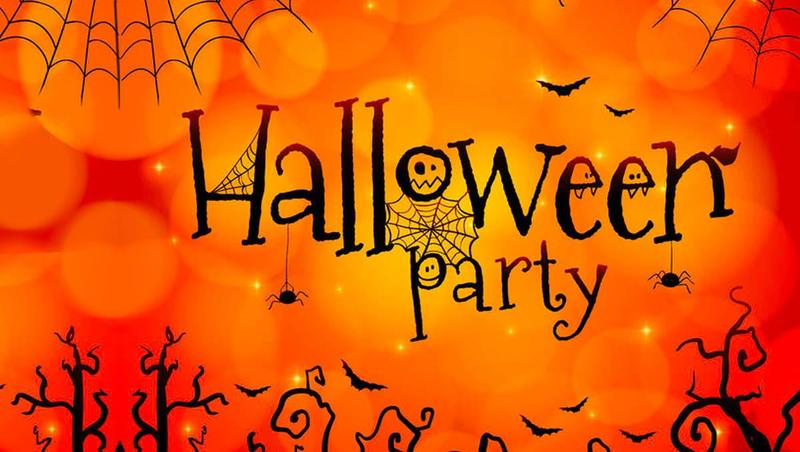 October 29th Halloween Party Featured Photo