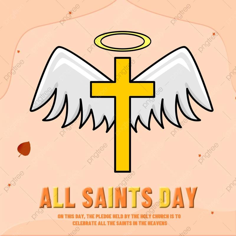 November 1, 2021- All Saints Day Featured Photo