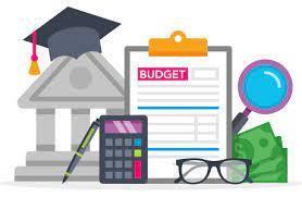 image of school, grad cap and clipboard