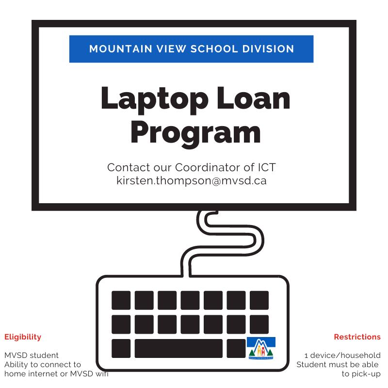 MVSD Computer Loan