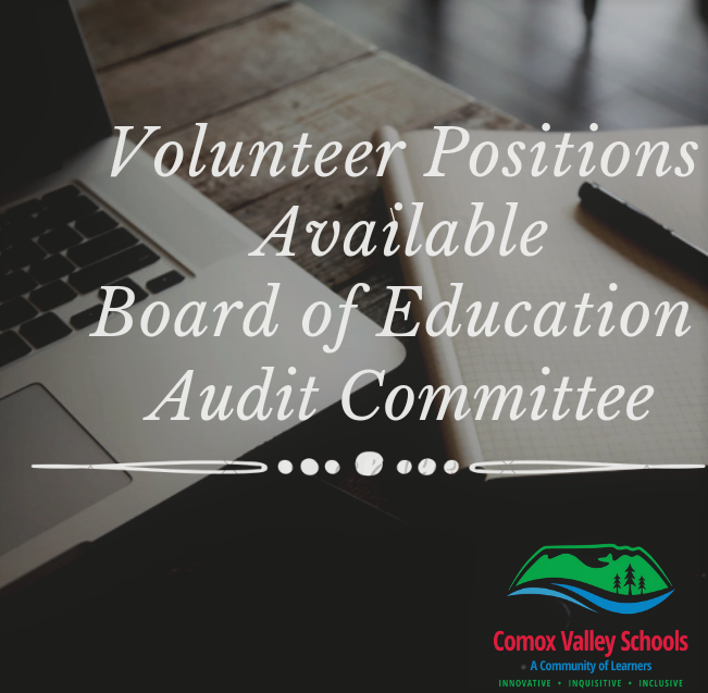 Board of Education Seeks Volunteers for Audit Committee Featured Photo