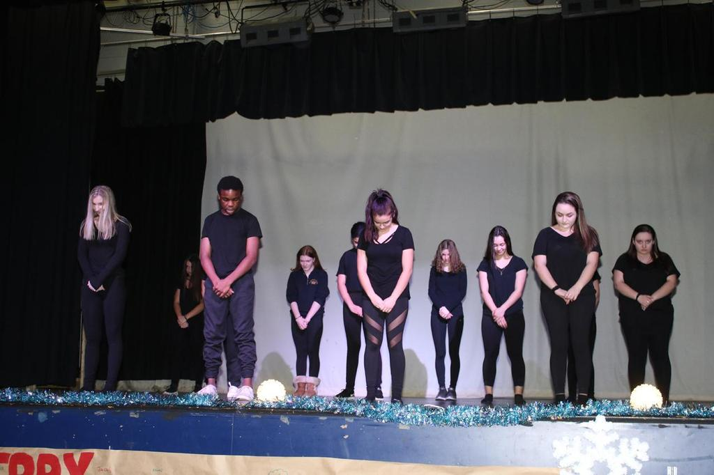 Christmas Talent Show