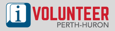 iVolunteer Perth Huron logo