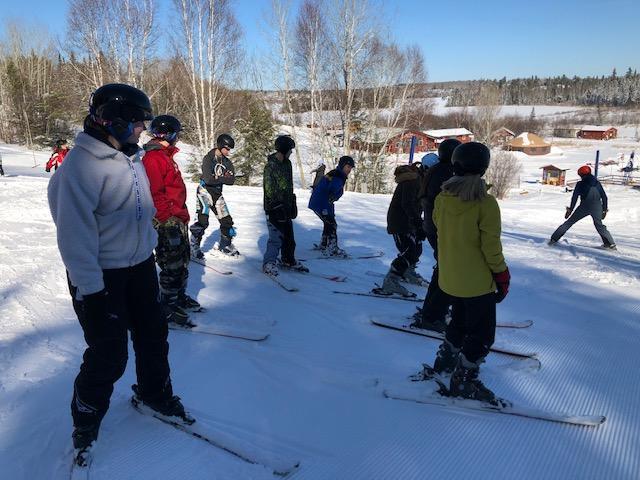 ski lesson 2