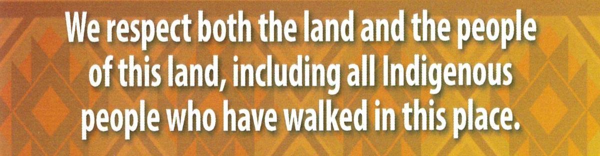 Land Acknowledgment
