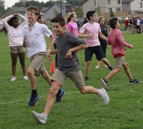 Grade 9 Activity Day