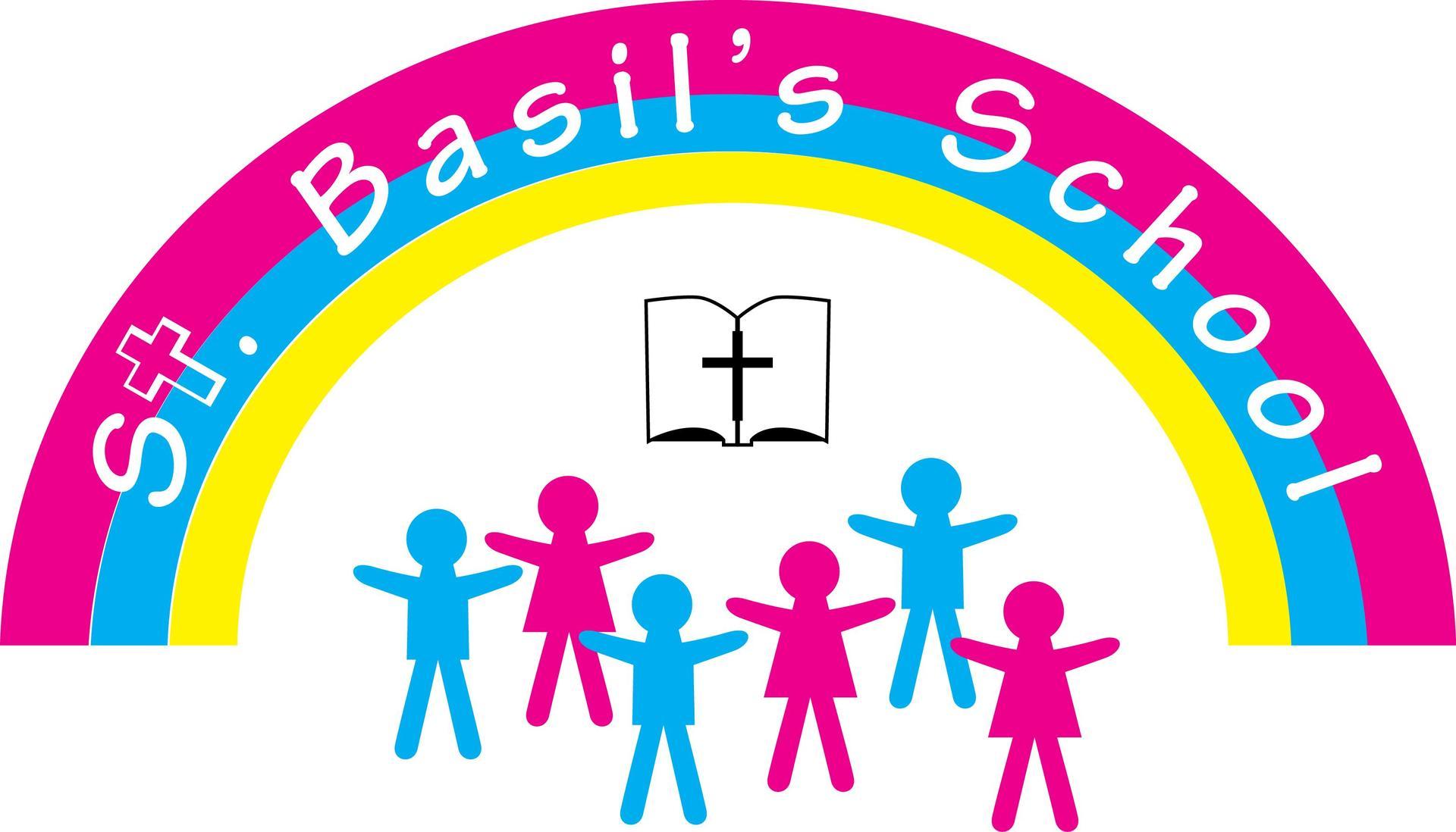 St. Basil's School logo