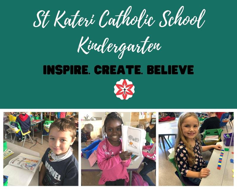 Welcome to St. Kateri Kindergarten! Featured Photo