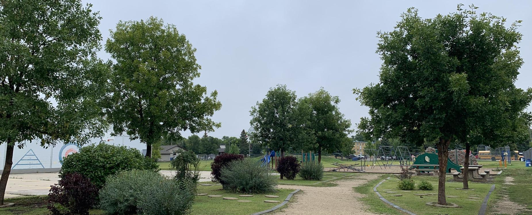 Ecole Macneill Playground
