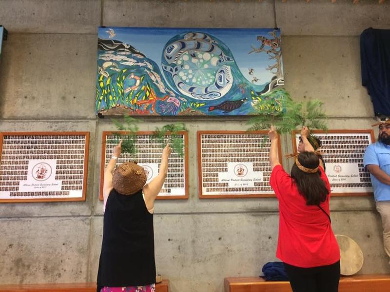 3 Murals Unveiled at ADSS Featured Photo