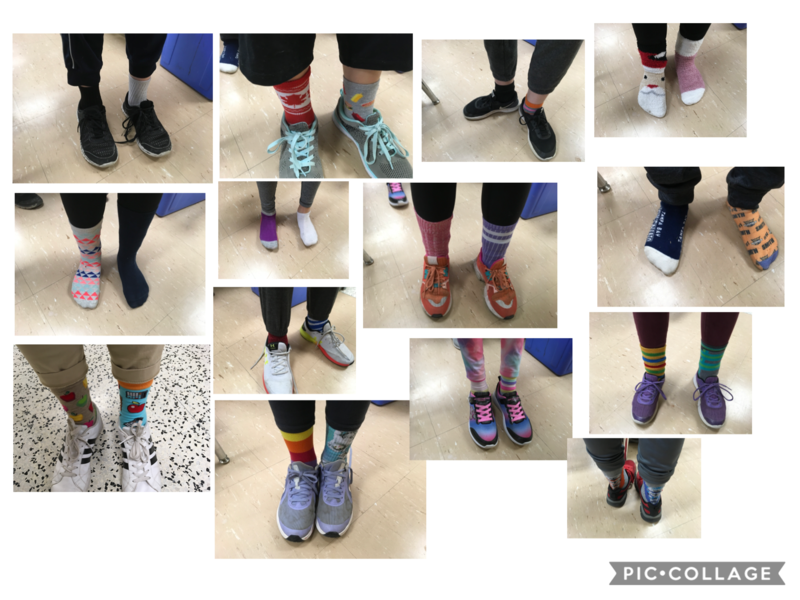 Odd Sock Day! Featured Photo