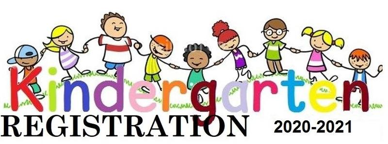 Kindergarten Registration 20-21