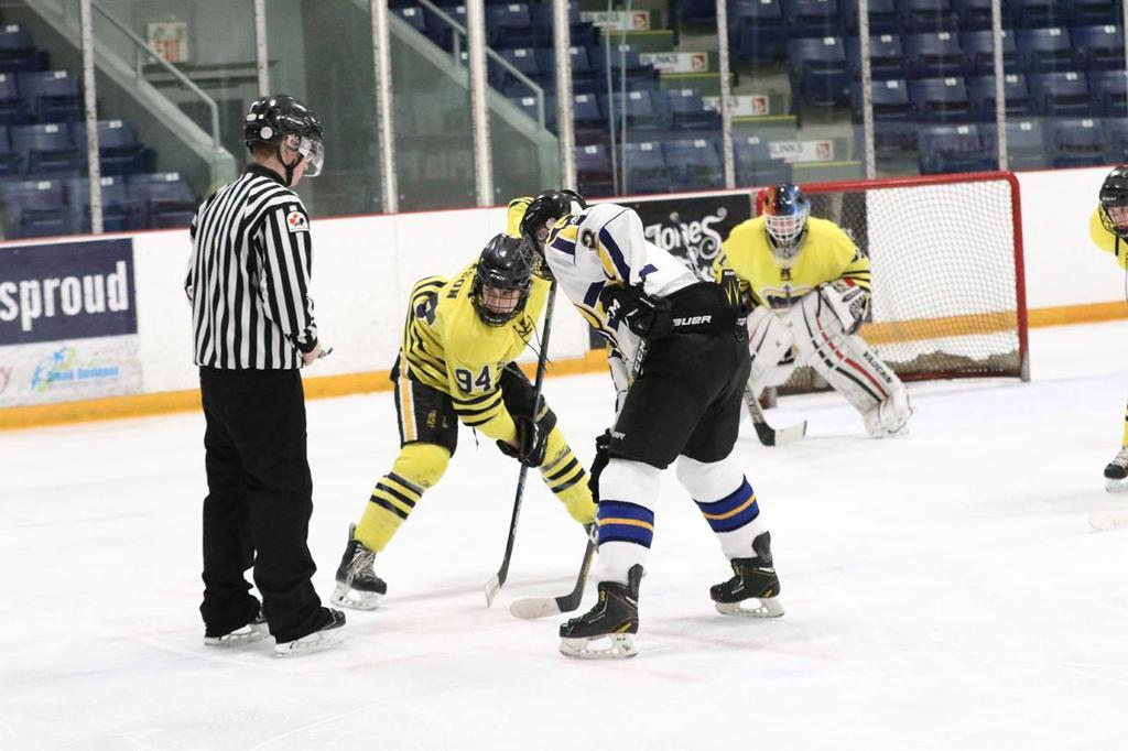Friendship Hockey Game