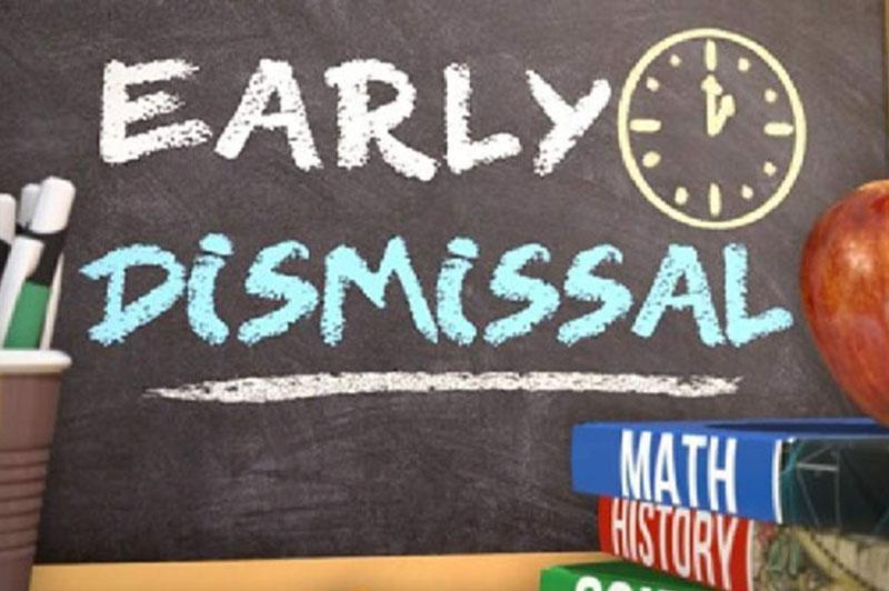 Early Dismissal Day Featured Photo