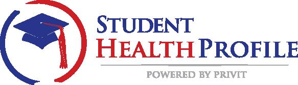 Student Health Profile Logo