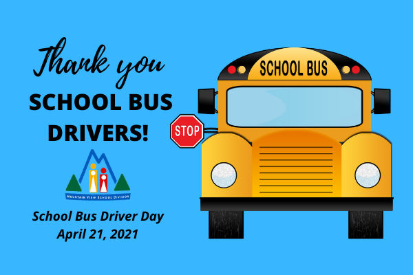 School Bus Driver Day