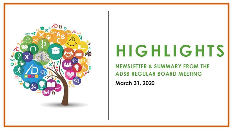 Highlights newsletter