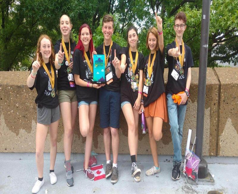 Valley students adapt to COVID-19 restriction to compete in online world championship Featured Photo
