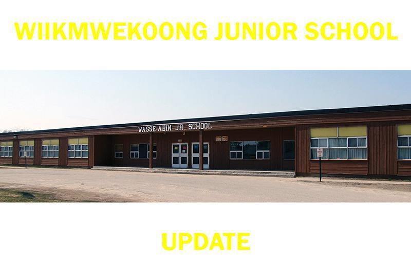 Wiikwemkoong Junior School - UPDATE Featured Photo