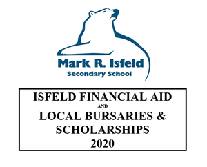 Mark Isfeld Bursary Booklet is now available online. Featured Photo